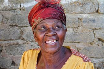 Oma Beata hat früher für deutsche Familien gearbeitet.