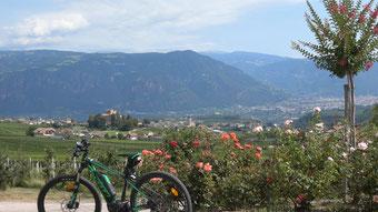 Mit dem E-Mountainbike hinauf auf jeden Berg
