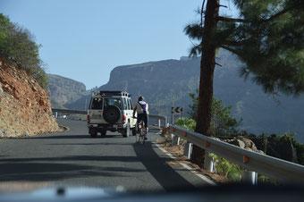 Egal wie steil: Mountain-Biker bezwingen jeden Berg