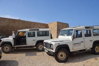 Die Algarve per Jeep erkunden: ein spannender Ausflug