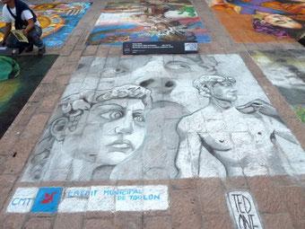 Artiste Jean-Marc Tedone, Festival Bella Via 2015