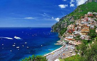 Заказ такси трансфер на морские курорты Италии