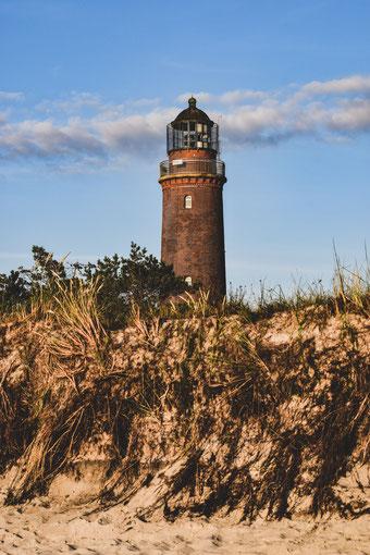 Ostsee Fotografie Leuchtturm