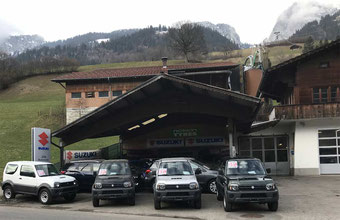 Jesa Automobile AG - Stockhorngarage Erlenbach im Simmental