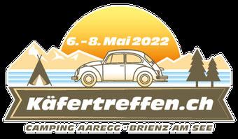 Logo Käfertreffen.ch 2021