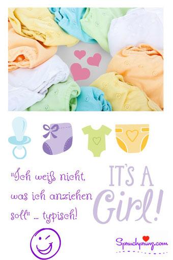 Lustige Sprüche Zur Geburt Einer Tochter
