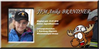 Anika BRANDNER