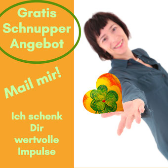 Kennenlernangebot Gratis Angebot Impulse Life Coaching Mail Kerstin Frei