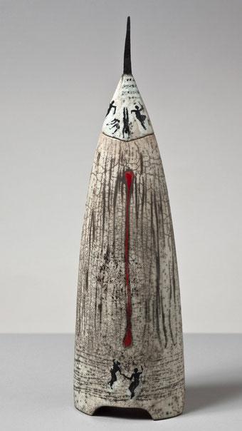 Dagmar Langer, Keramikobjekt