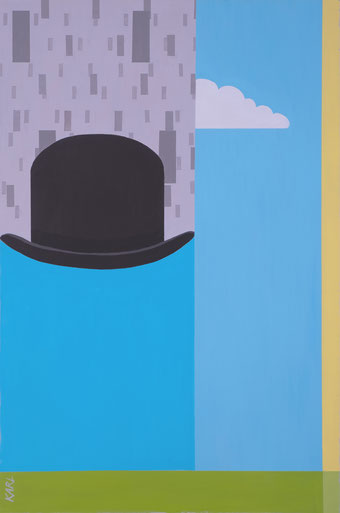 Magritte by karl