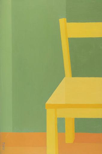 De stoel van van Gogh