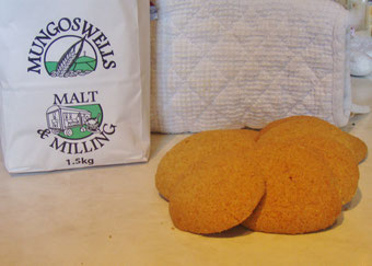 Malt Biscuits
