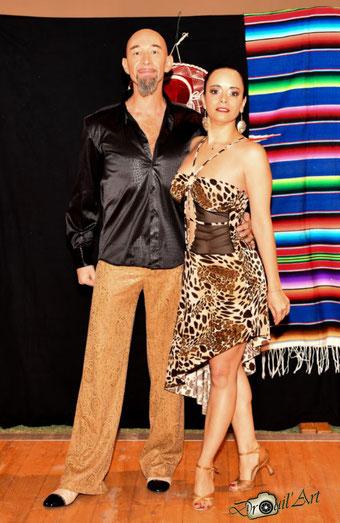 Laurent et Yasmine