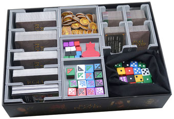 castles of burgundy insert organizer organiser Folded Space