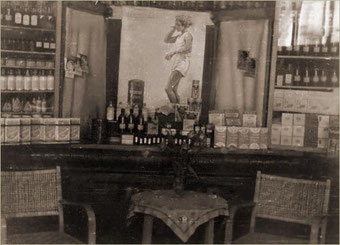 Dekoration im Jahr 1941