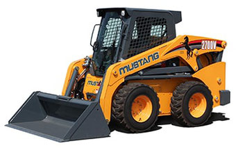 Mustang Wheel Skid Loader