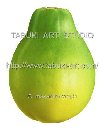 完熟 パパイヤ パパイア papaya