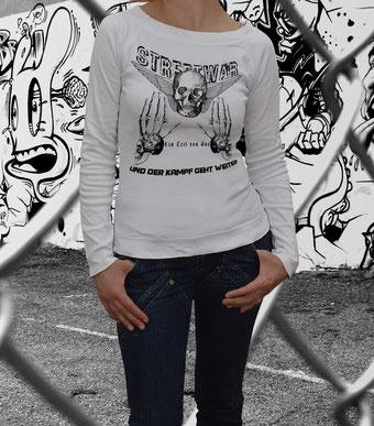 streetwar, shirt, frauen, bekleidung, streetstyle, besonderes oberteil, mode,