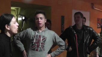 Cosimo, Edoardo, Diana