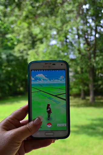 Pokemon Go als Marketing Online