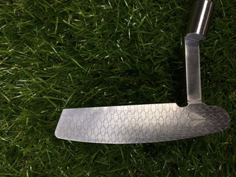 Trance CLAYMORE Putter front-side