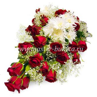 Доставка роз в Подольске