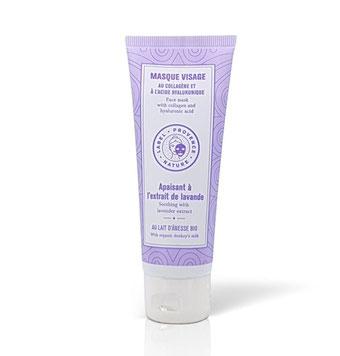 DS Kosmetik - Gesichtsmaske mit Lavendel Label Provence Nature
