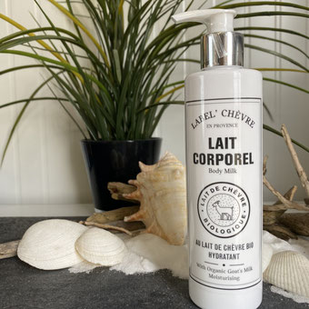 DS Kosmetik Fraubrunnen - Ziegenmilch-Produkt Körperlotion