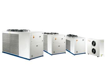 KRONE MCT Kaltwassermaschinen Luftgekühlt für Aussenaufstellung