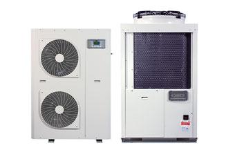 CARRIER Kaltwasser-Satz Luftgekühlt für Aussenaufstellung RB