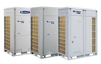 KRONE AG GREE Klimageräte VRF VRV Ausseneinheiten Modular GMV--WME-X