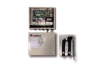 KRONE AG GREE Klimageräte Lüftungskit für Fremdverdampfern GMV-N--OU-1-2