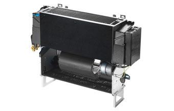 CARRIER Kaltwasser Klimatruhen 42NZ mit EC-Ventilator AC-Ventilator ohne Gehäuse