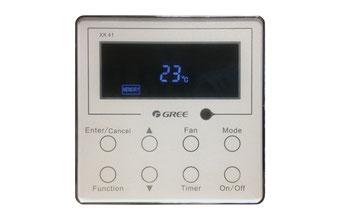 KRONE AG GREE Klimaanlagen Kabelfernbedienung