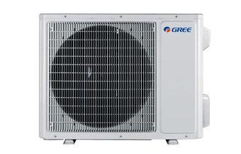 KRONE AG GREE Klimaanlagen Aussengerät GWH--Q--