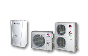 KRONE GREE Wärmepumpen Luft- Wasser mit Invertertechnologie