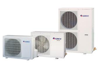 KRONE AG GREE Klimaanlagen Aussengeräte GUD--WAT-WAX