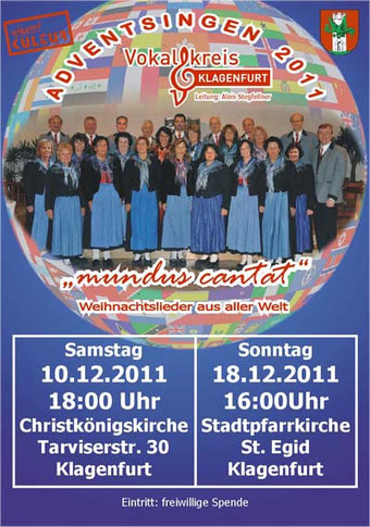 Adventsingen 2011