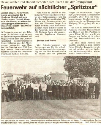 Jülicher Nachrichten vom 05.08.2000