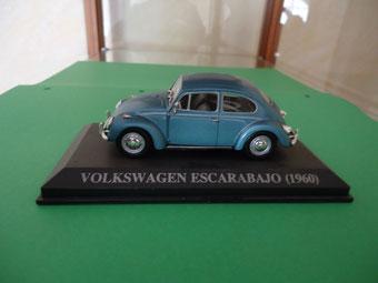 Volkswagen Escarabajo (1960)