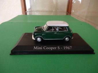 Mini Cooper S (1967)