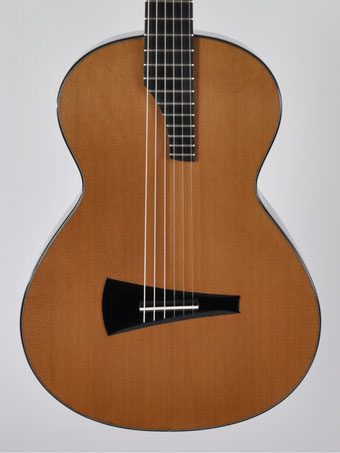 Büttner Gitarren | Kleine Kasha 2014 | Kasha-Gitarre