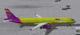 A321-211 FREIGHTER EC-NLR