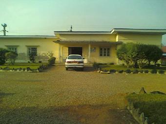 Eseka l'Hotel de ville