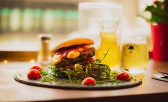 Burger Restaurant Essen NRW 2für1 Meine Schatzkarte Gutscheinbuch