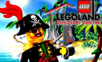 Legoland CentrO Oberhausen Eintrittspreise Ermäßigung 2für1 Meine Schatzkarte