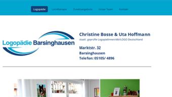 Logopädie Barsinghausen