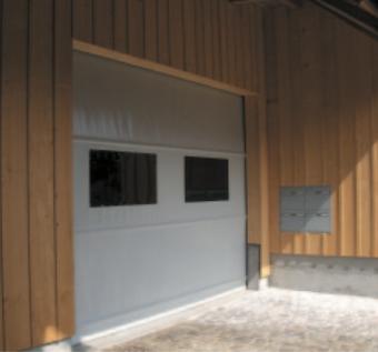 Agro-Widmer Stalleinrichtungen - Rolltore von Hallen-Plan GmbH