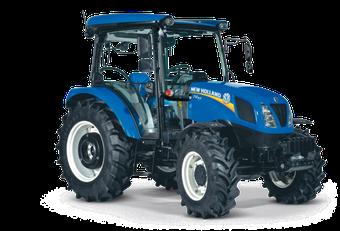 Agro-Widmer Stalleinrichtungen - Traktor New Holland T4S