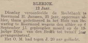 Limburgsch dagblad 01-12-1921